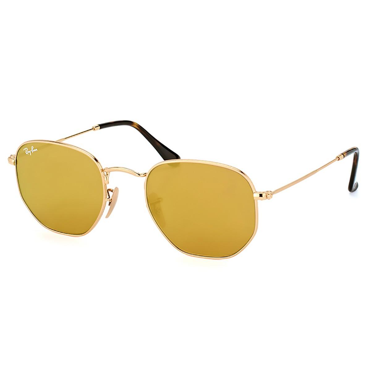 88c36b589a Compre Óculos de Sol Ray Ban Hexagonal em 10X | Tri-Jóia Shop