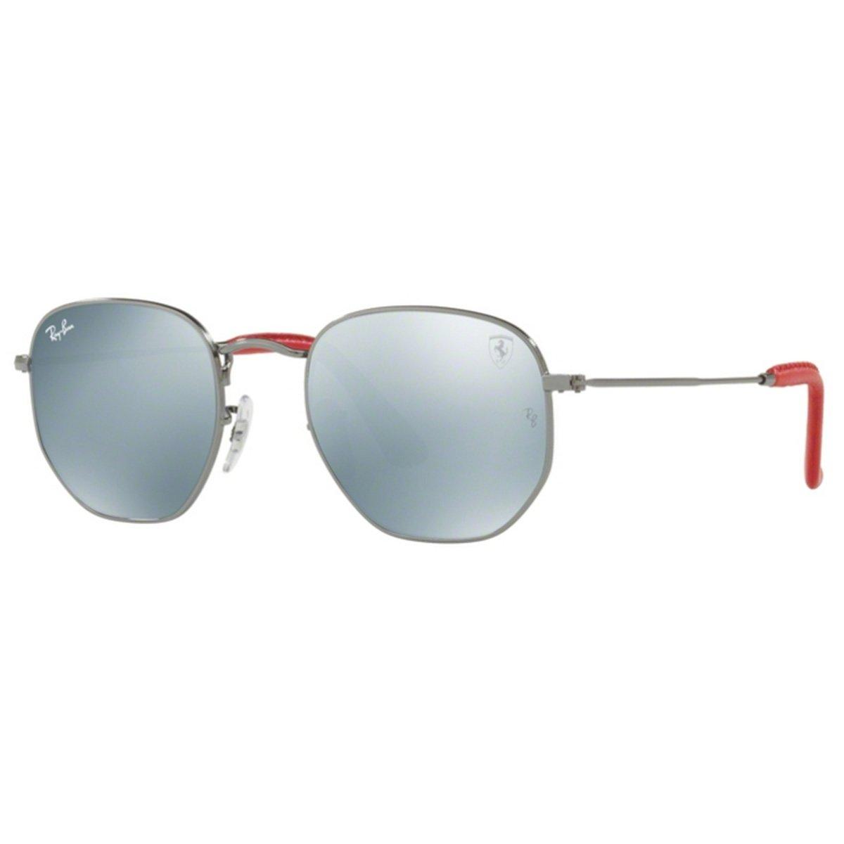 cdb66e99b Compre Óculos de Sol Ray Ban Hexagonal Ferrari em 10X | Tri-Jóia Shop