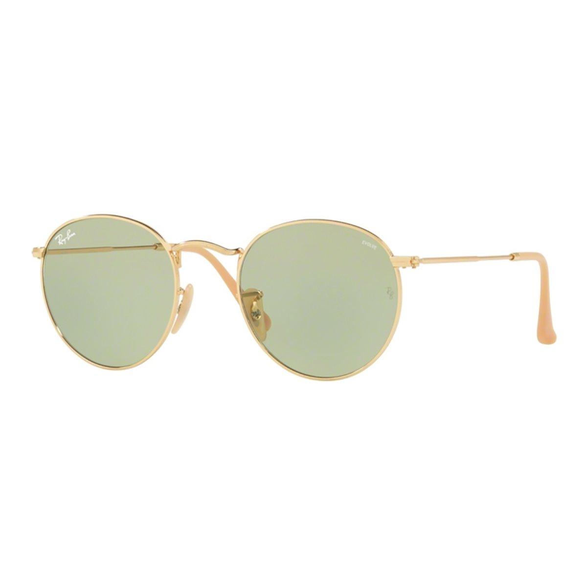 7d8aec4f6d23a Compre Óculos de Sol Ray Ban Round Metal em 10X   Tri-Jóia Shop