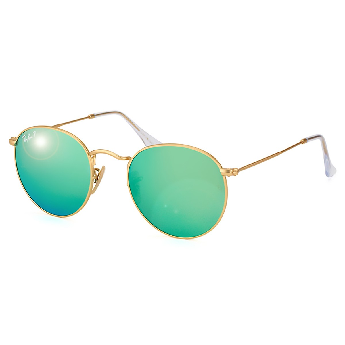 Compre Óculos de Sol Ray Ban Round Metal em 10X   Tri-Jóia Shop 337955c482