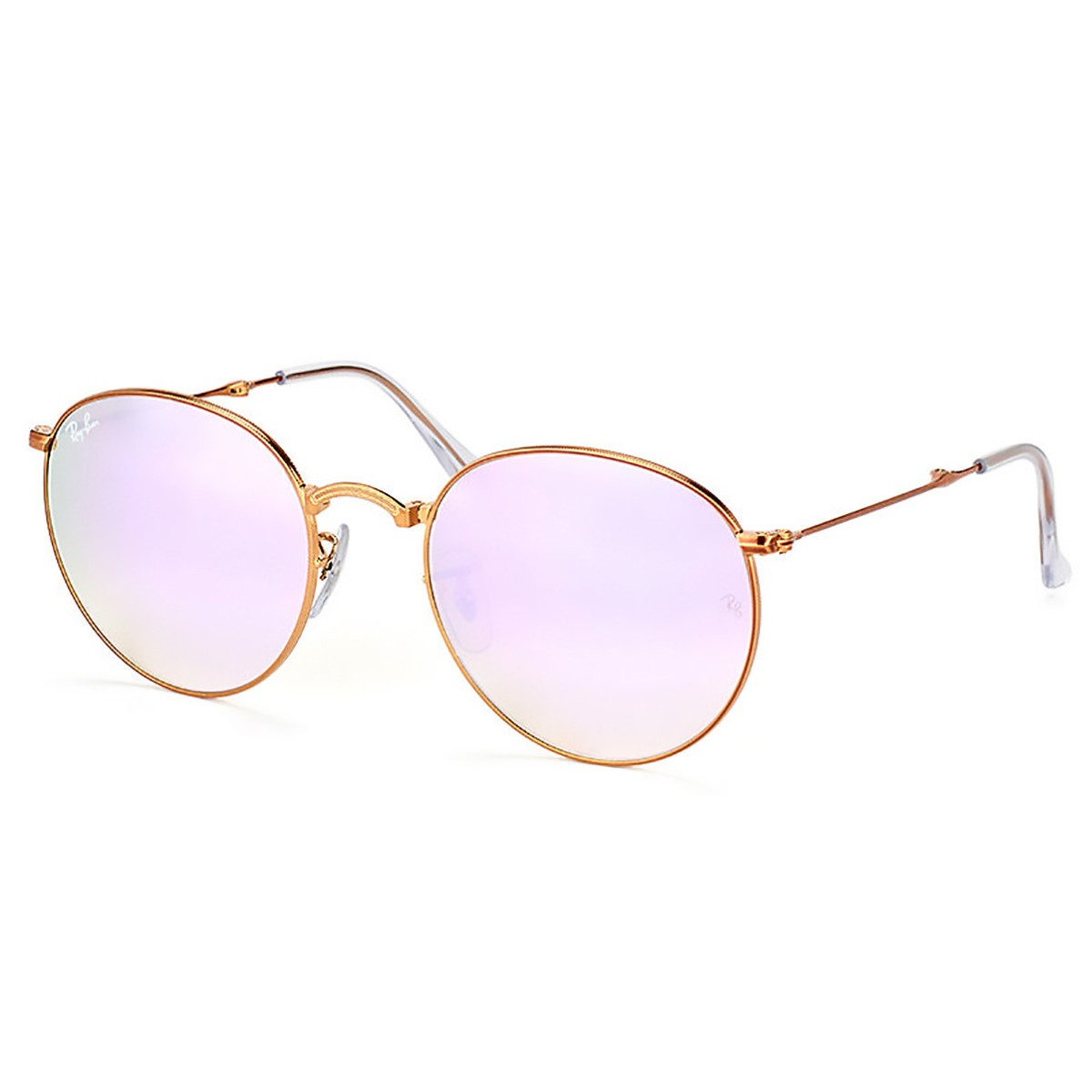 efaa601b3d8eb Compre Óculos de Sol Ray Ban Round Metal Dobrável em 10X   Tri-Jóia Shop