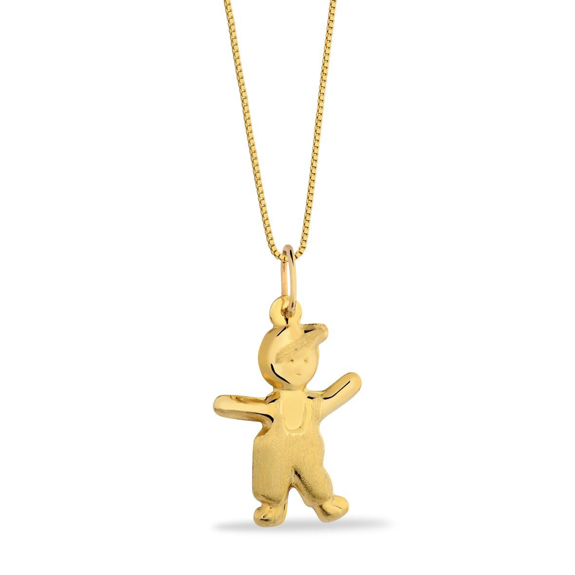 8402140c1f555 Compre Corrente Veneziana em Ouro 18k 750au + Pingente em Ouro em 10X   Tri-Jóia  Shop