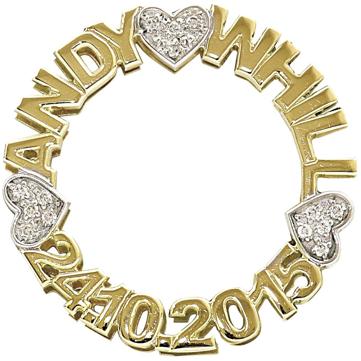 24d91f0b81d78 Compre Pingente Mandala Ouro 18k 750au em 10X