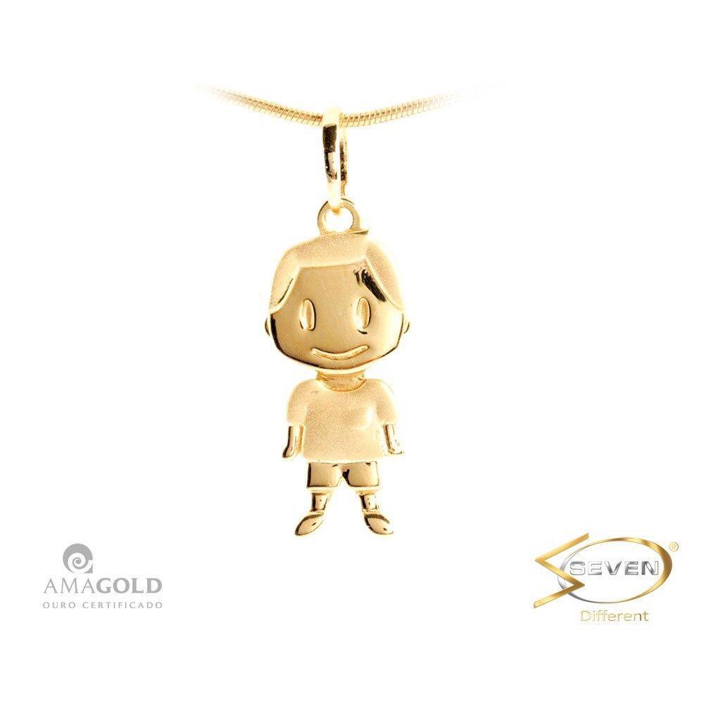 f43ae31193d29 Compre Pingente Ouro 18K Filhos Menino em 10X   Tri-Jóia Shop