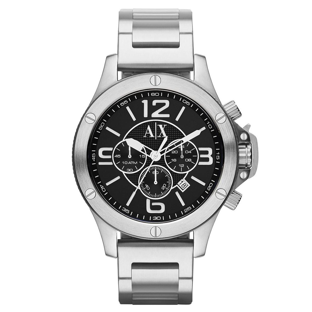 b667f4ae977 Compre Relógio Armani Exchange em 10X