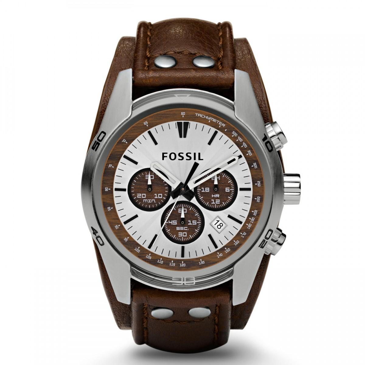 c6bff705a97 Compre Relógio Fossil Coachman em 10X