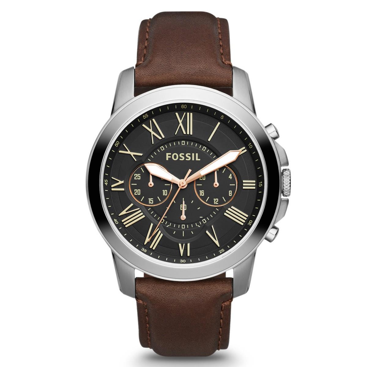 515c12efe54 Compre Relógio Fossil Grant em 10X