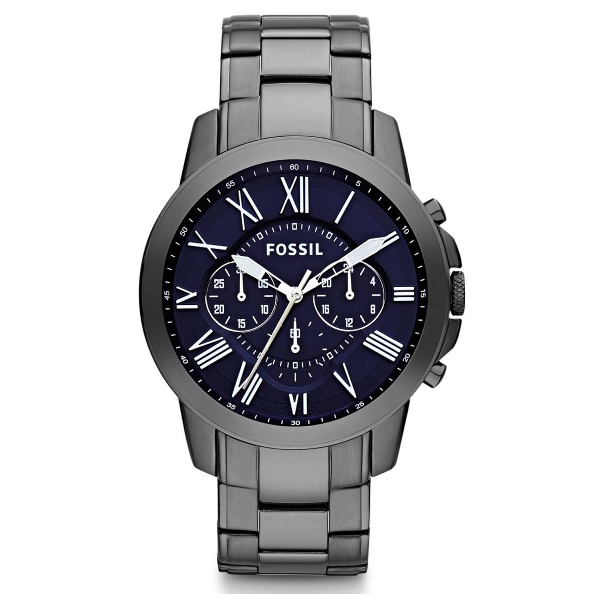 Compre Relógio Fossil Grant em 10X   Tri-Jóia Shop 2a1718fc42