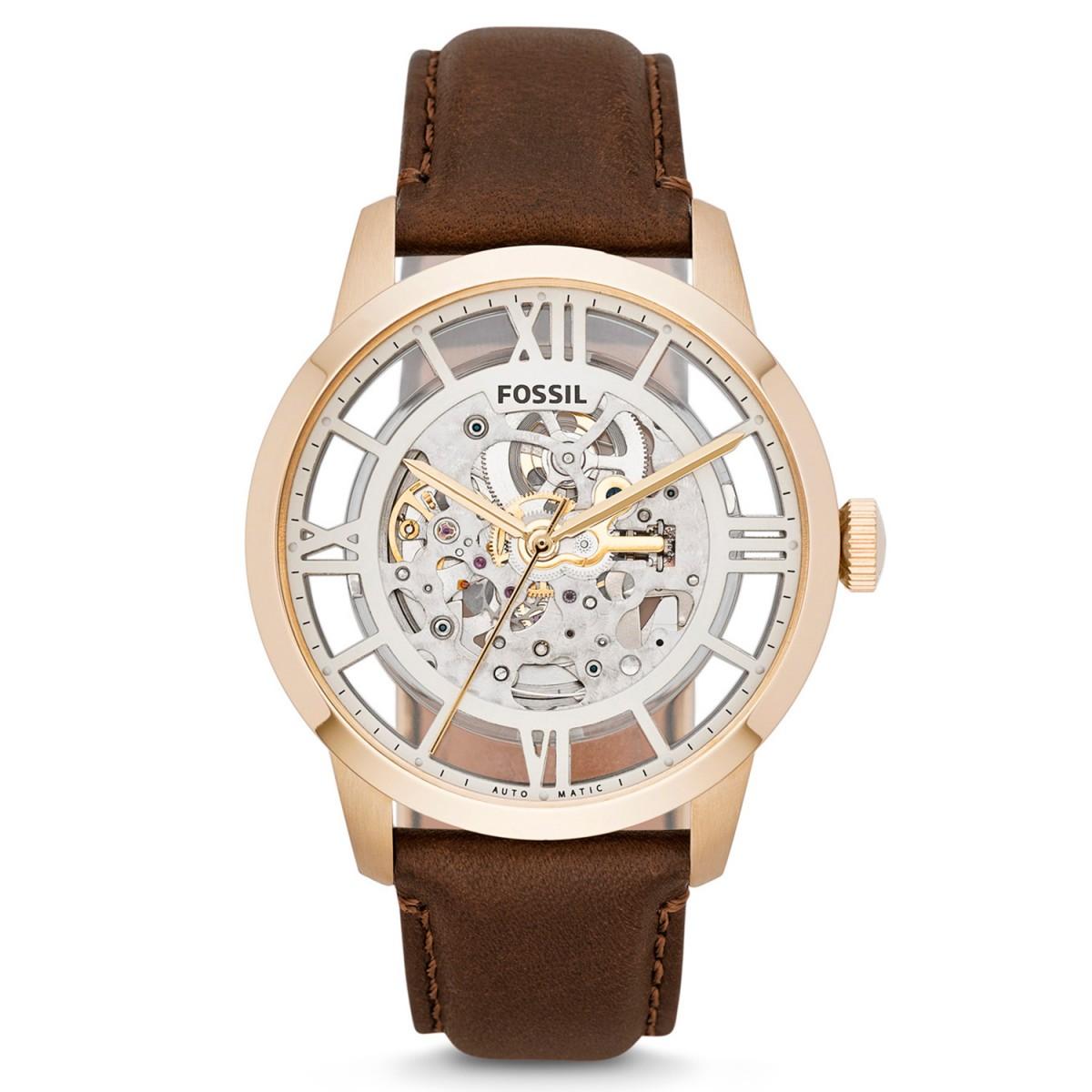 Compre Relógio Fossil Townsman Automático em 10X   Tri-Jóia Shop f1b37cd777