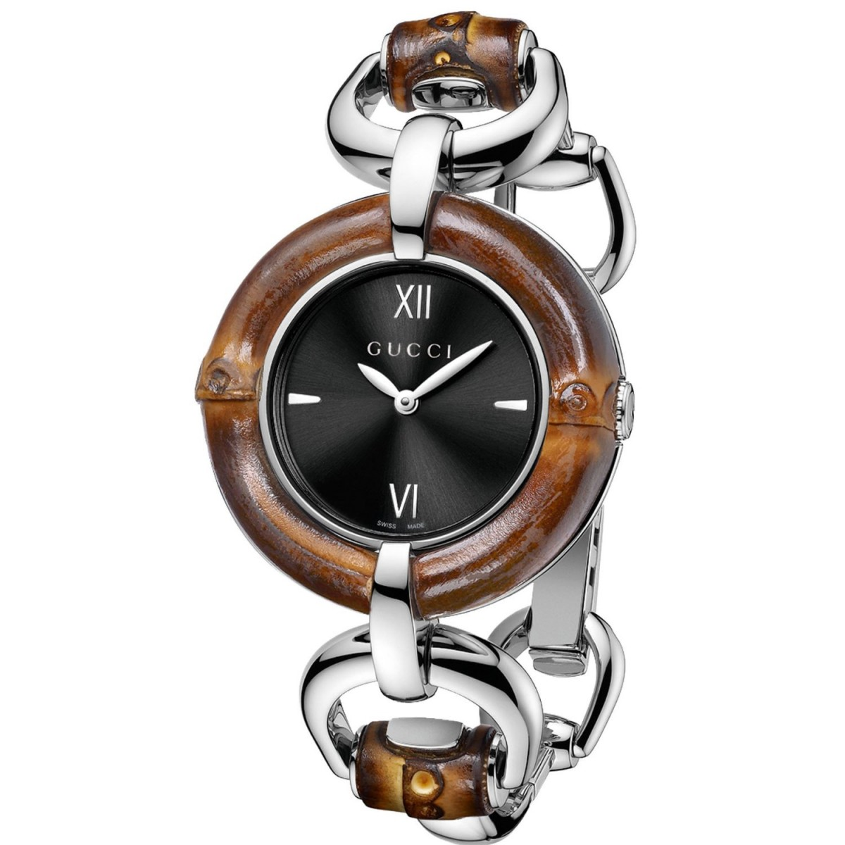 b0b20b6ac Compre Relógio Gucci Bamboo em 10X | Tri-Jóia Shop