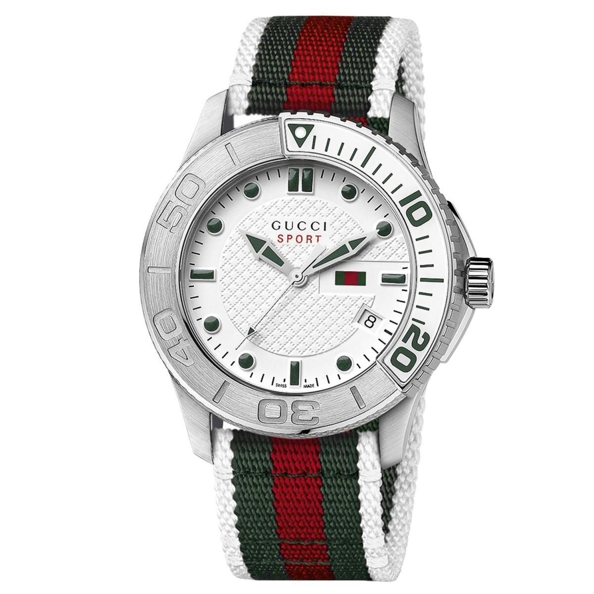 1bab9209ec9 Compre Relógio Gucci Timeless Sport em 10X