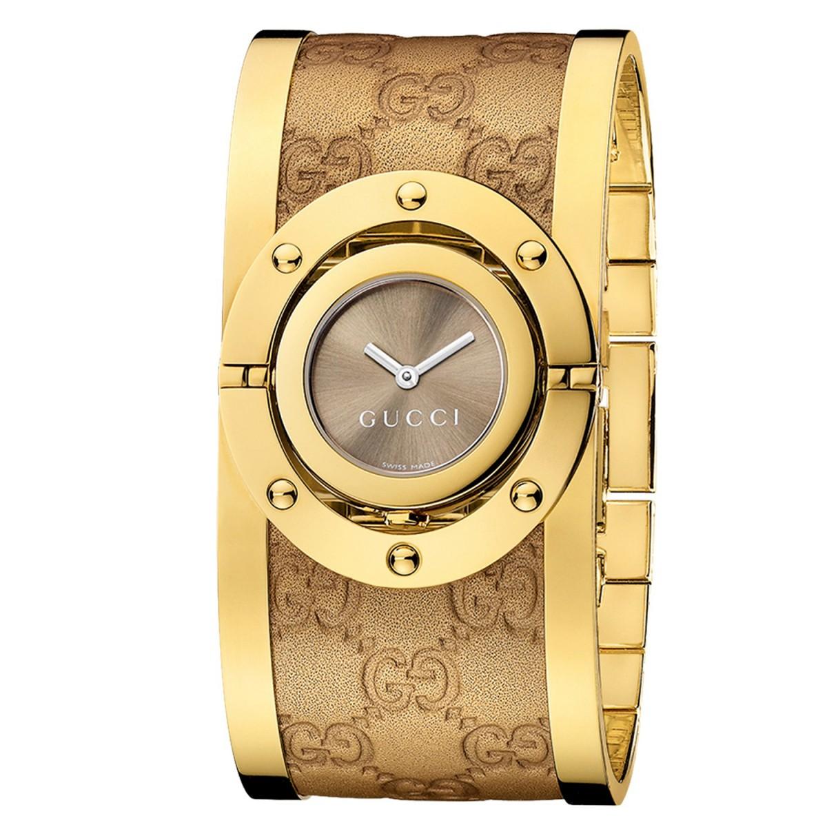 0b53aa2571d Compre Relógio Gucci Twirl em 10X