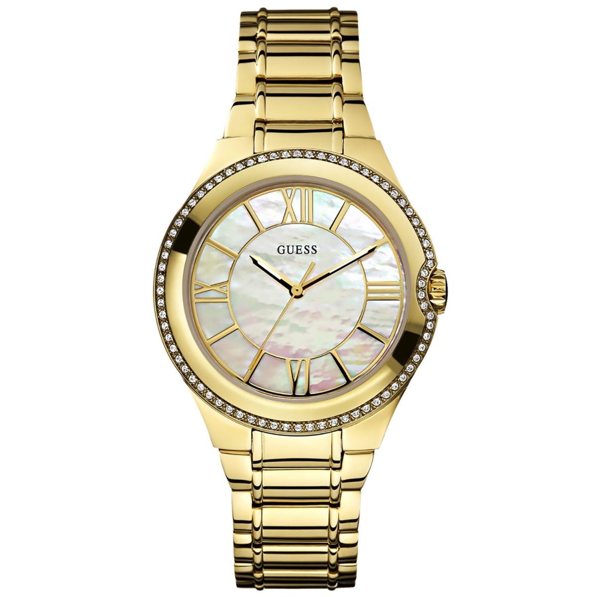9fc925b9b32 Relógio Feminino Analógico Guess 92447LPGSDA3