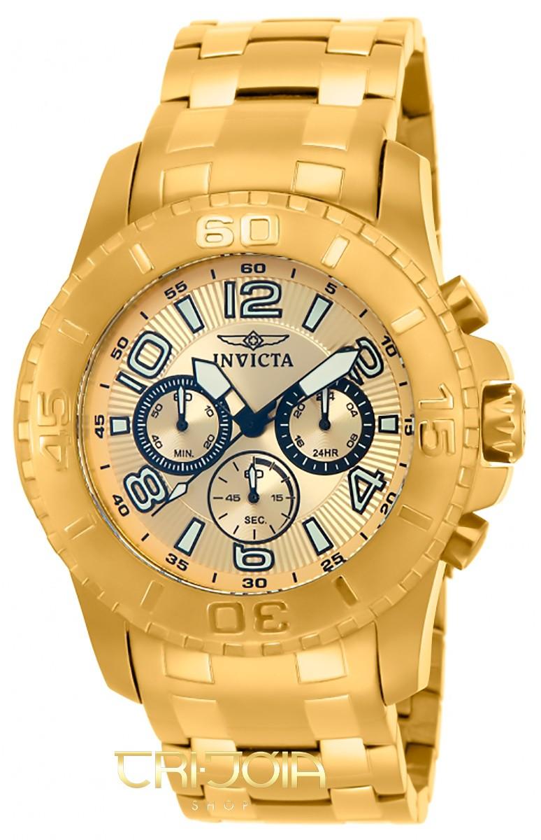 f61e7be20cc Relógio Invicta Pro Diver 15022