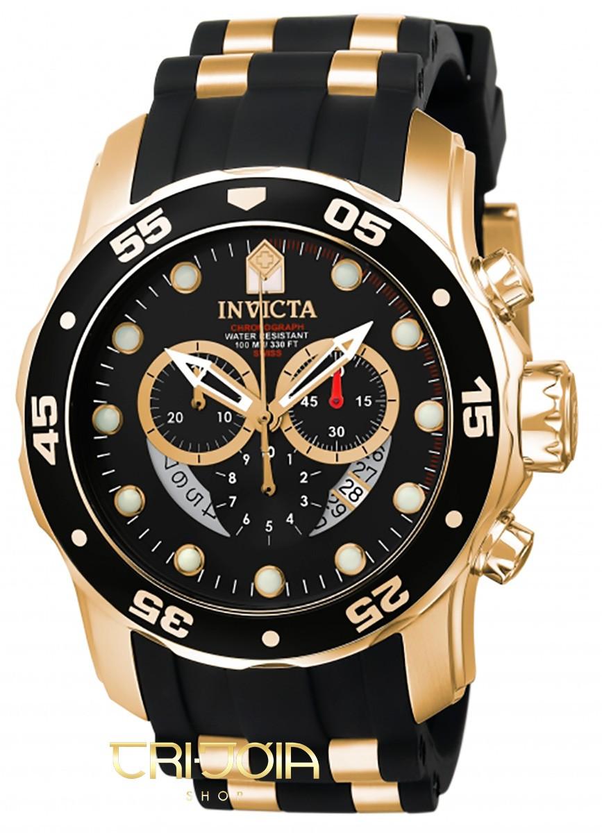 98f90ed5676 Relógio Invicta Pro Diver 6981