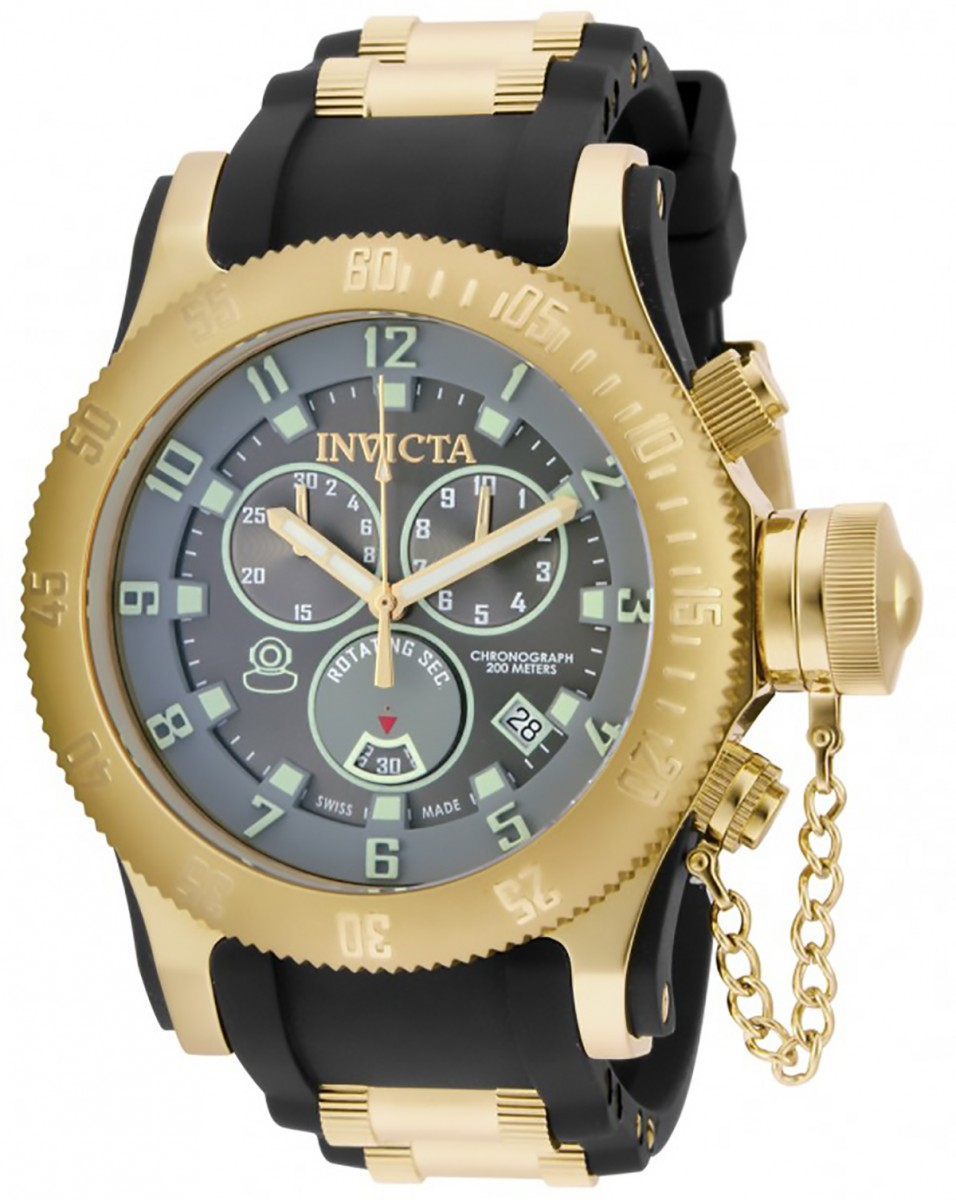47d817e4463 Compre Relógio Invicta Russian Diver em 10X