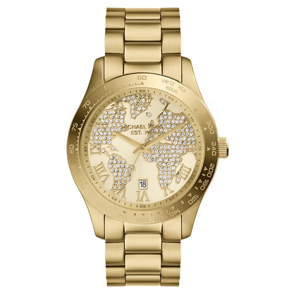 e3edf2173dd18 Compre Relógio Michael Kors Layton em 10X   Tri-Jóia Shop