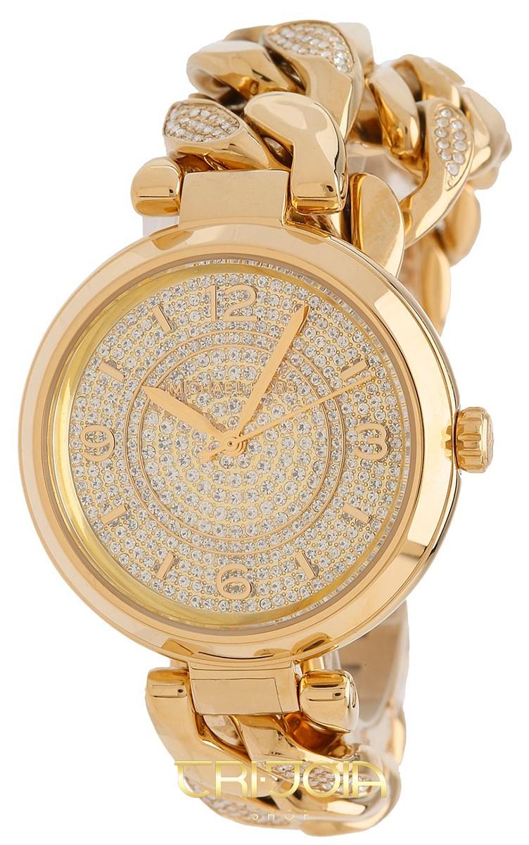 4e8eef405de Relógio Feminino Analógico Michael Kors MK3266