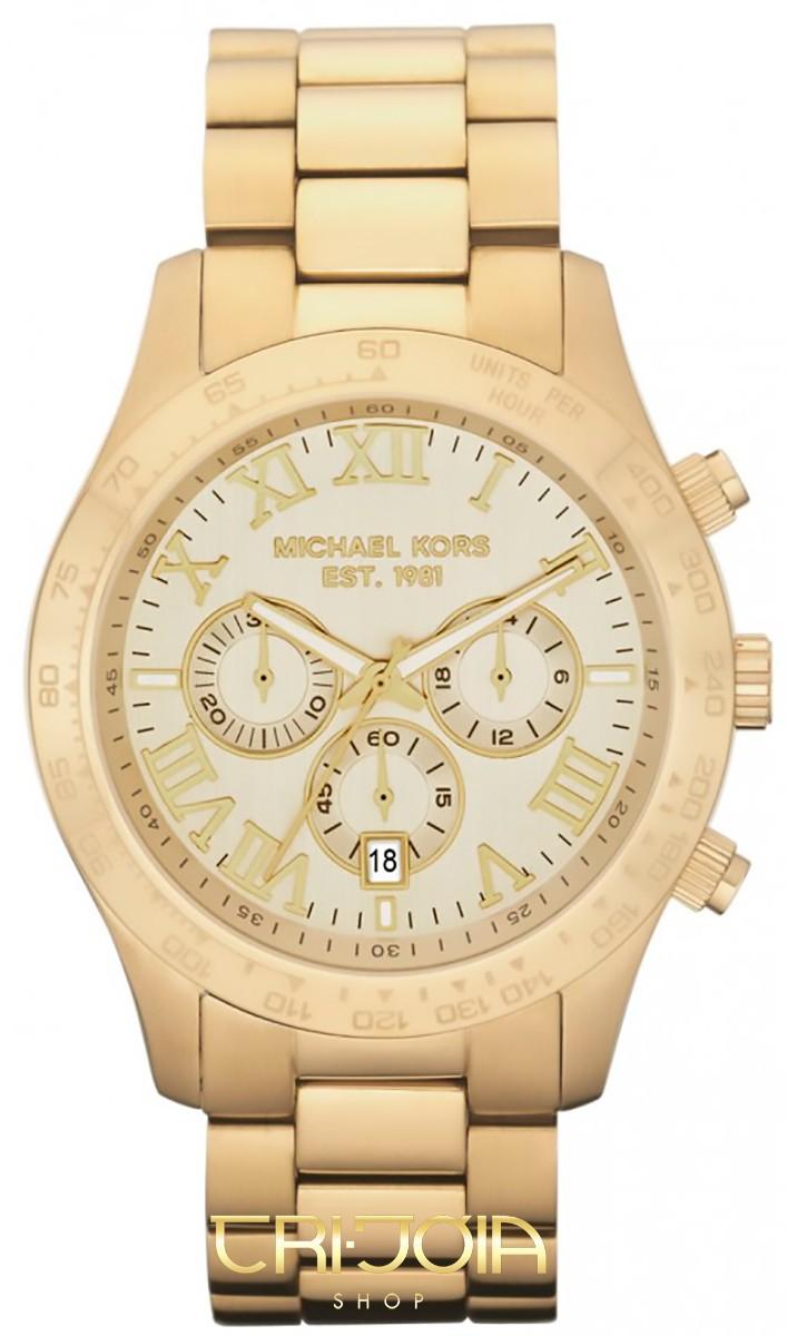 58e0230ad02 Relógio Feminino Analógico Michael Kors MK8214Z