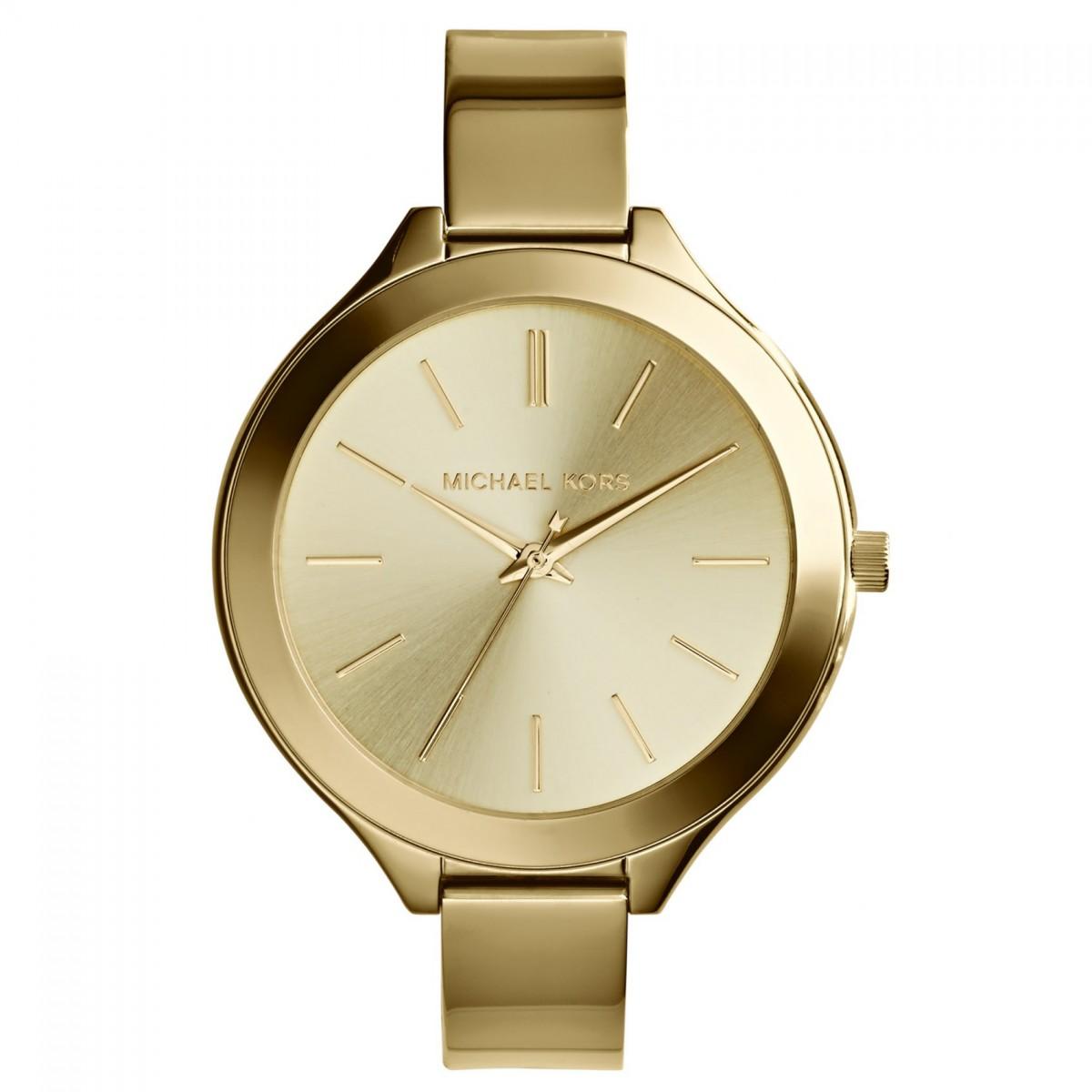Compre Relógio Michael Kors Runway Slim em 10X   Tri-Jóia Shop 528ff98fdc