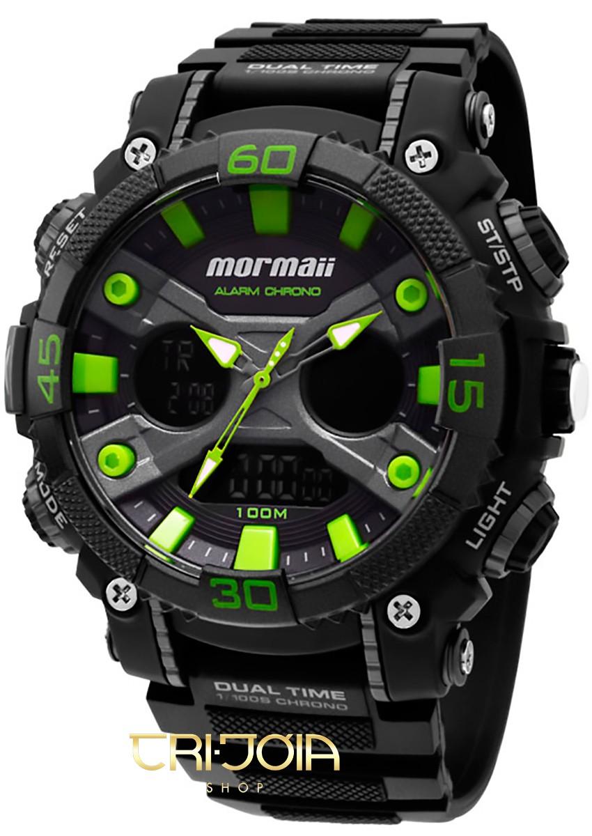 f3b9ec85ccc Relógio Masculino AnaDigi Mormaii Acqua Pro Resist YP12598