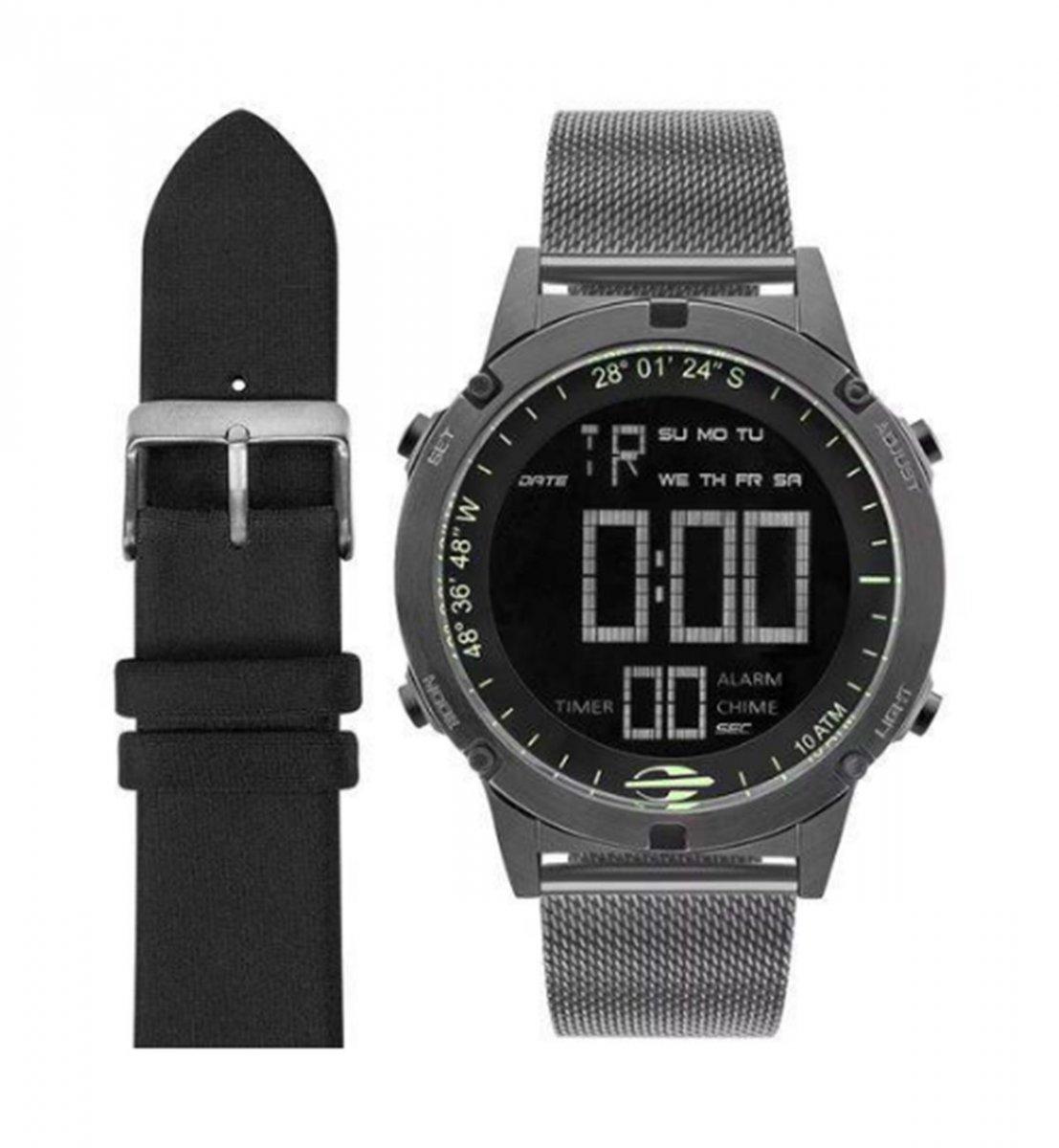 aa29f30d5e3 Compre Relógio Mormaii Digital em 10X