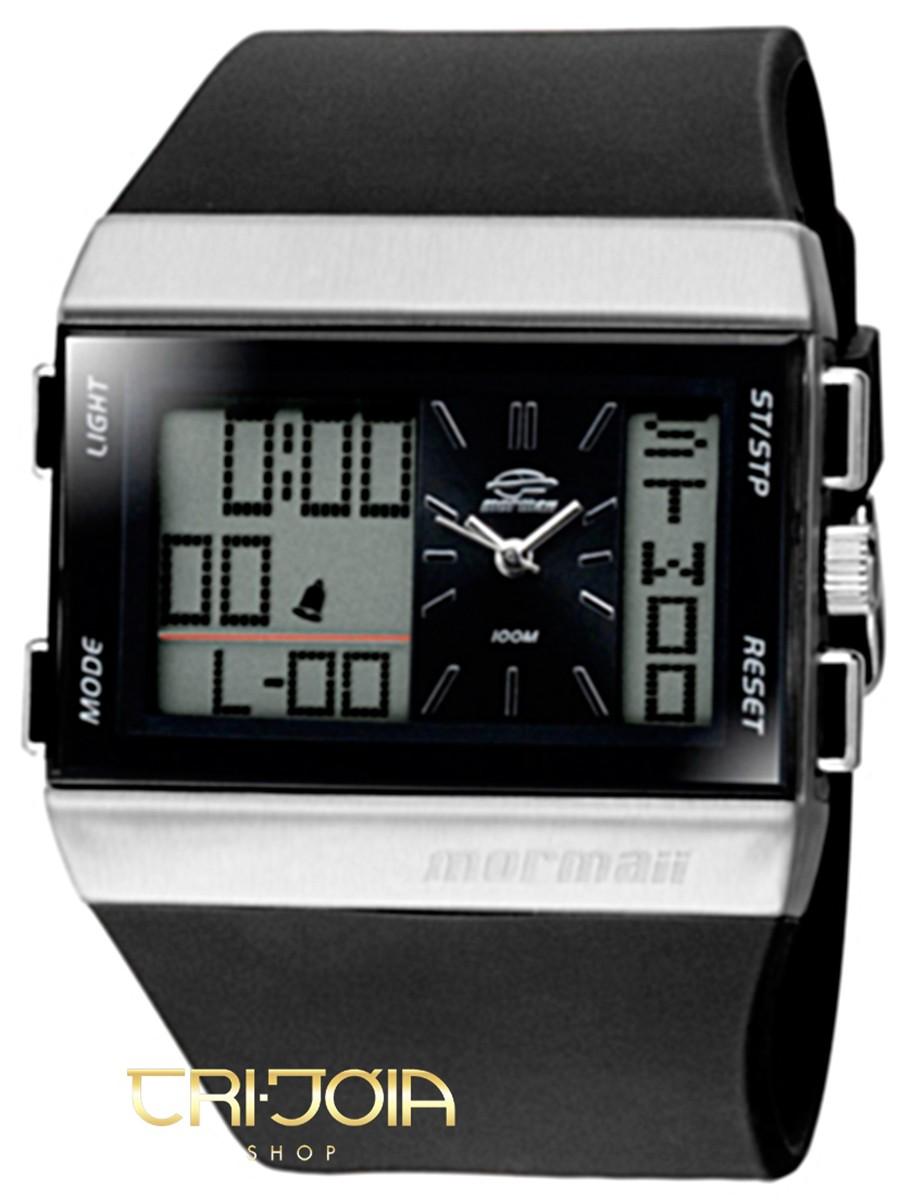 93e9d3be7e3 Relógio Masculino Ana-Digi Mormaii On The Road Y2947A