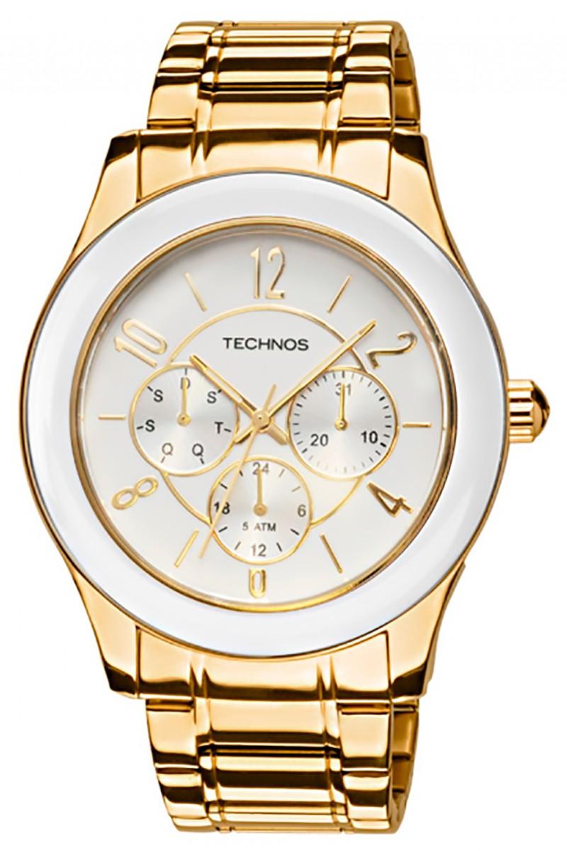 Relógio Feminino Analógico Elegande Dress Technos 6P29JD 224733080d