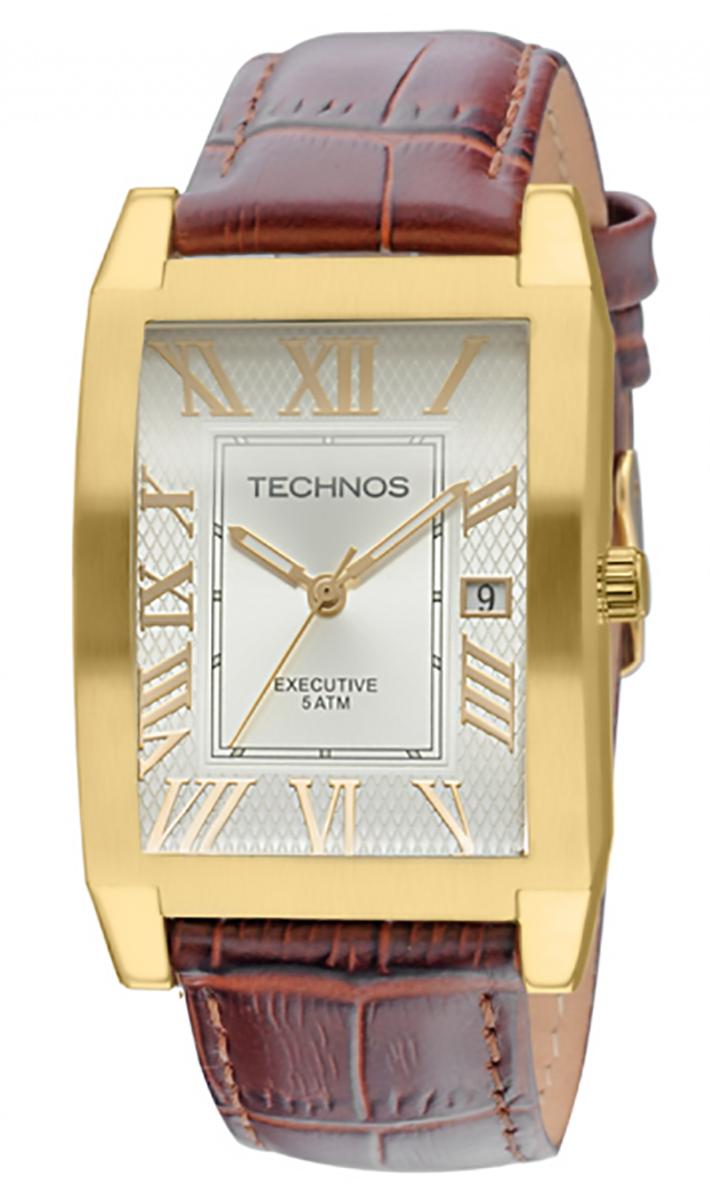 5bacb8fb88c Relógio Masculino Analógico Technos 1M12RO