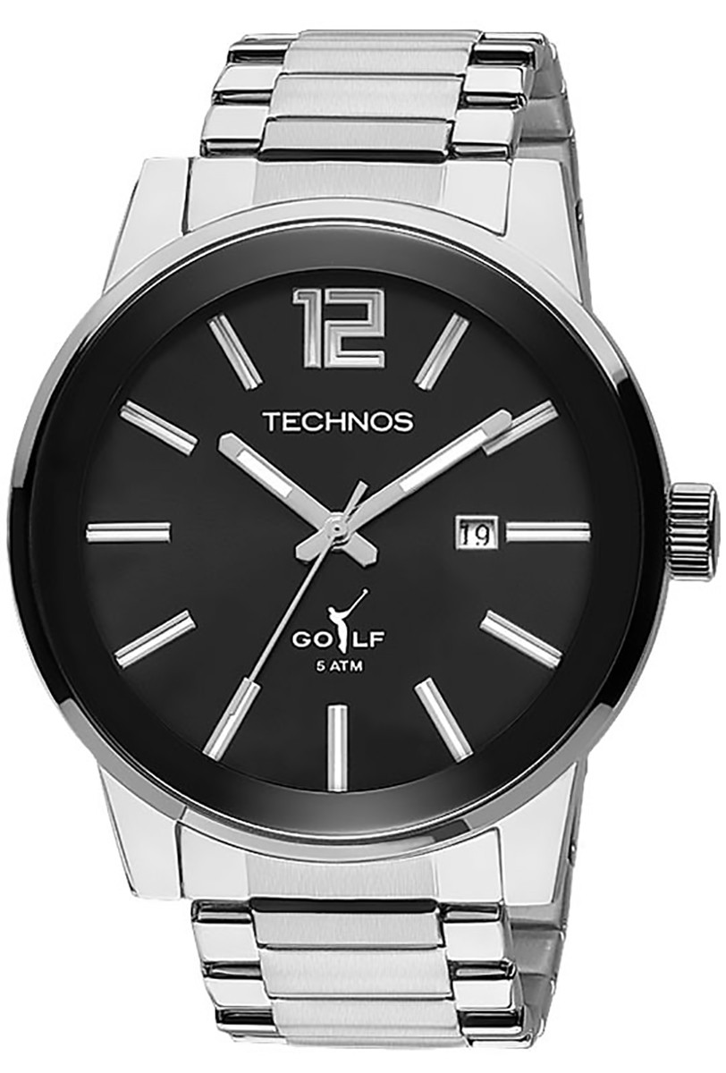 d3a13c86b6d0b Relógio Masculino Analógico Golf Technos 2115TU