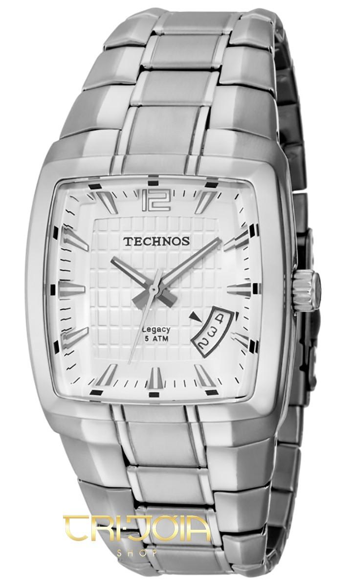 ff2a7ba9e8a85 Relógio Masculino Analógico Classic Legacy Technos 2315EM