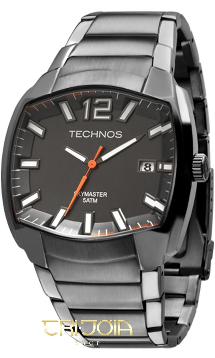 Relógio Masculino Analógico Skymaster Technos 2415BN 91731dbd6e