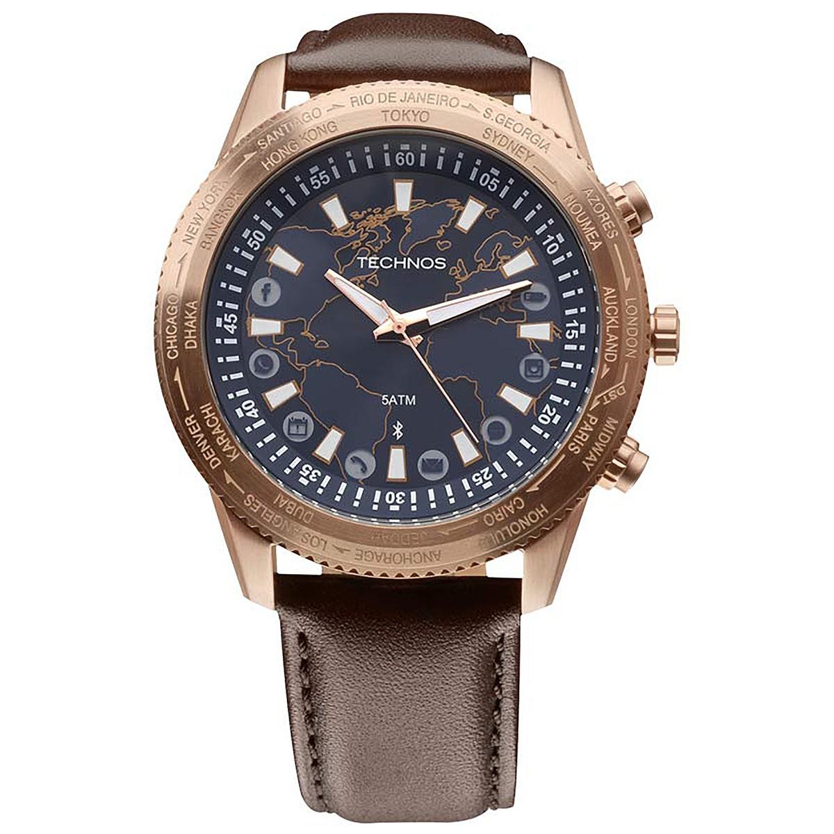 53d9ed6000f Compre Relógio Technos Connect em 10X