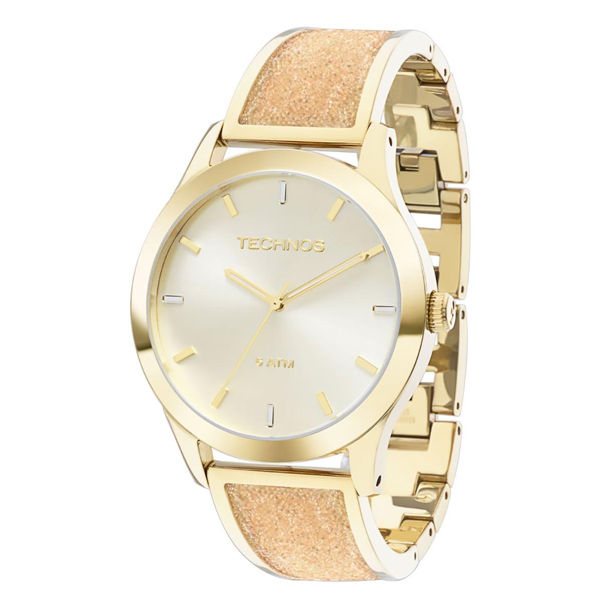 8687821cdf5 Relógio Technos Elegance Crystal