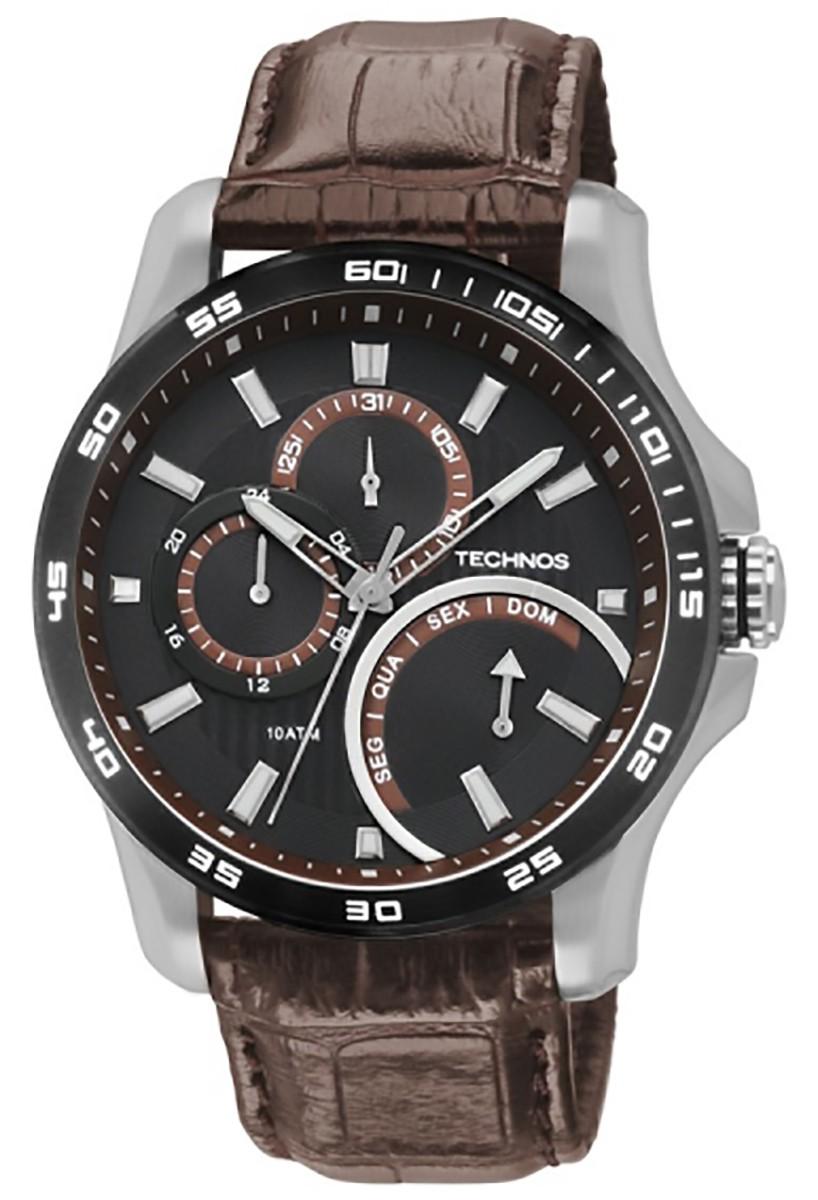 Compre Relógio Technos em 10X  ae15a52a405
