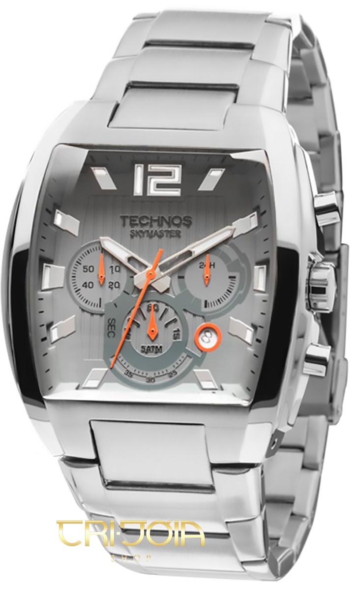 47bae613f0a Relógio Masculino Analógico Technos JS25AM