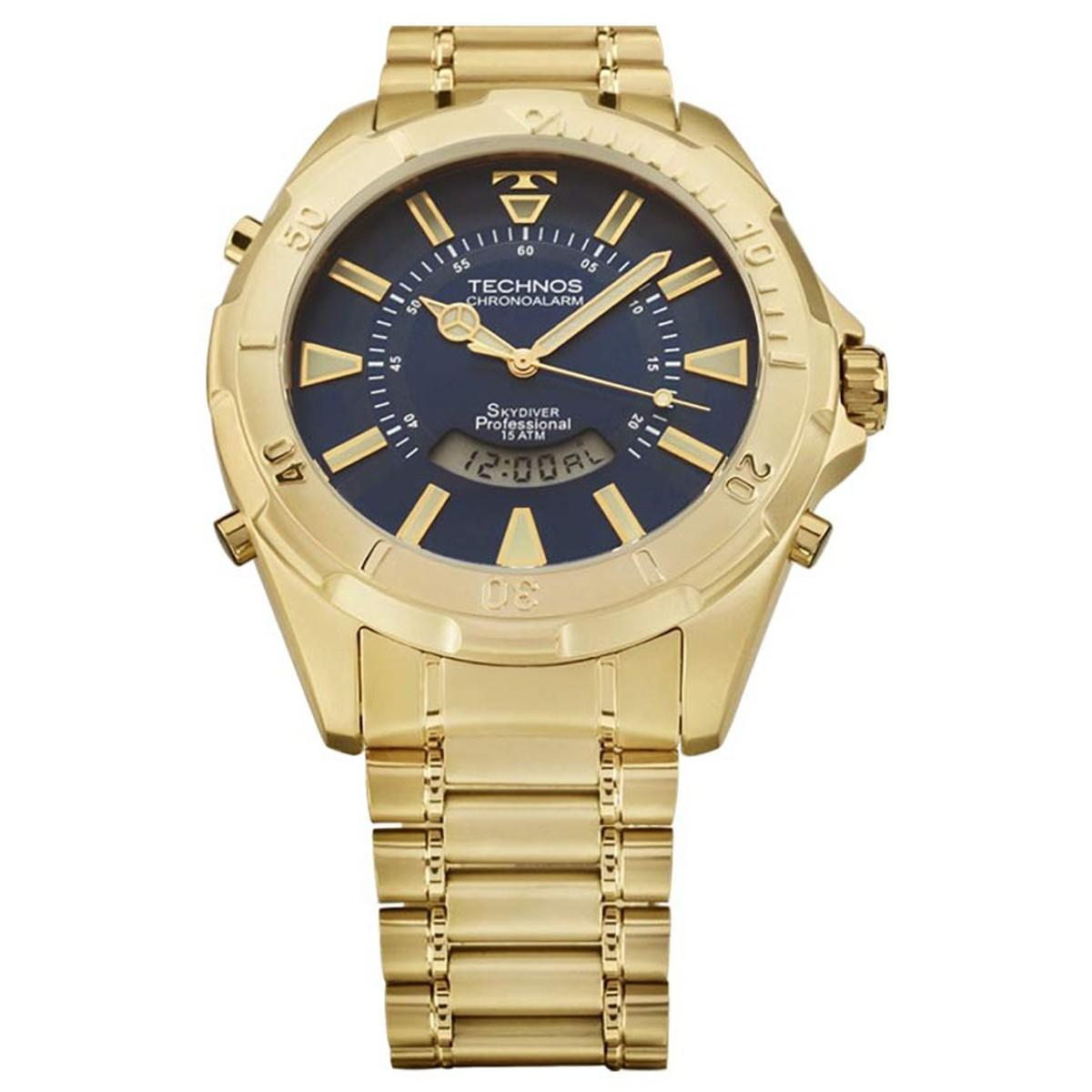 Compre Relógio Technos Skydiver - Edição comemorativa 30 anos em 10X   Tri- Jóia Shop f077beb6fd