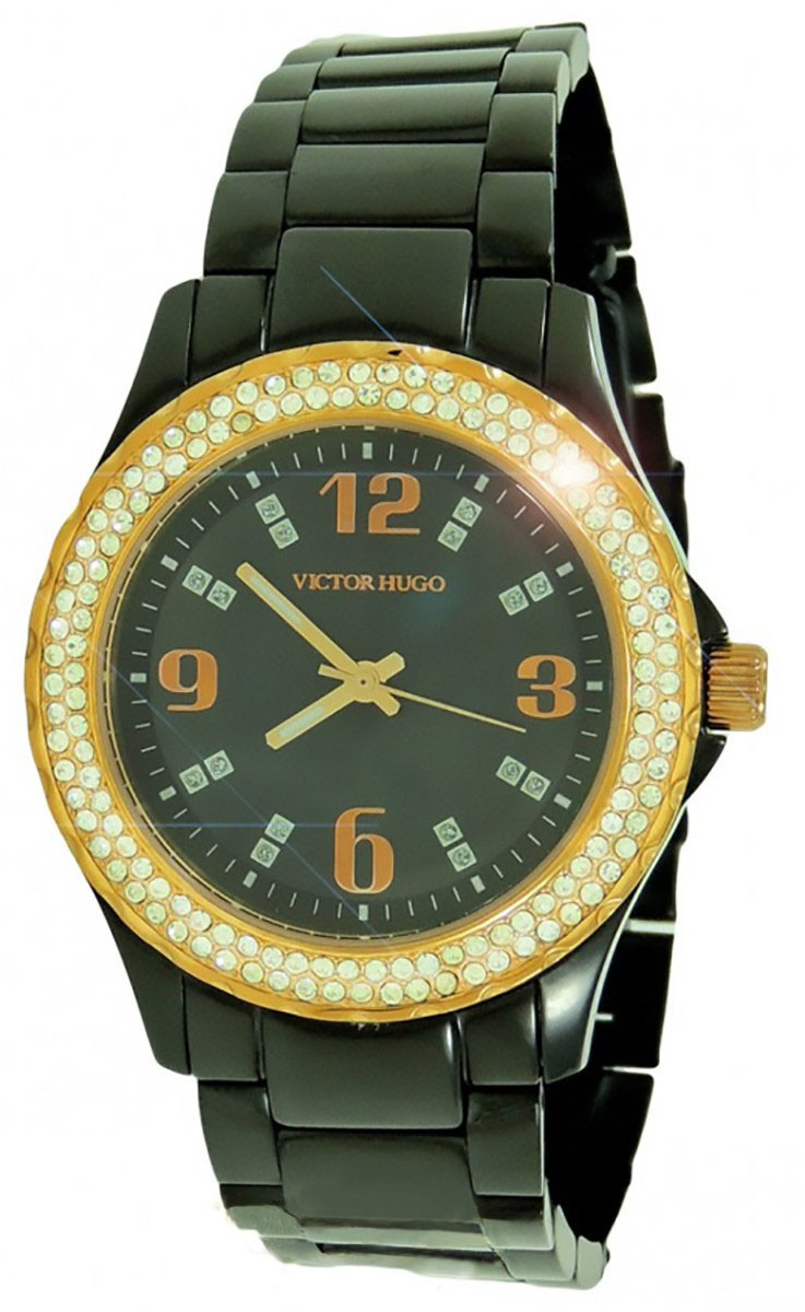 eea47faf5 Relógio Feminino Analógico Victor Hugo VH10011