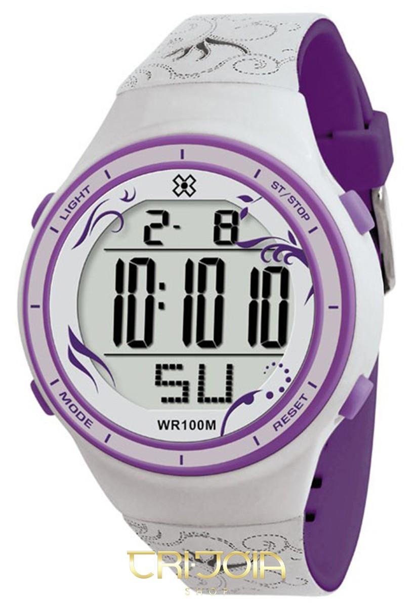 5ac0e28212e Relógio Feminino Digital X Games XFPPD02