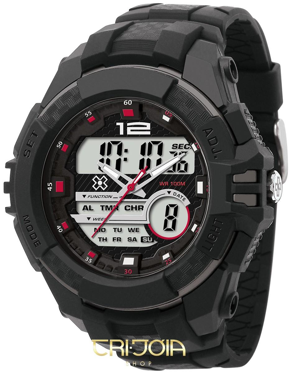 b14e0fae474 Relógio Masculino AnaDigi X Games XMPPA106