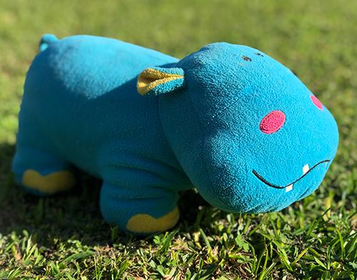 Imagem - Como surgiu a borboleta no Hipopótamo?