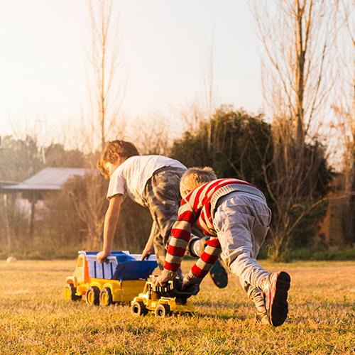 Imagem - Brincadeira de criança: por que brincar com outras crianças é tão importante?