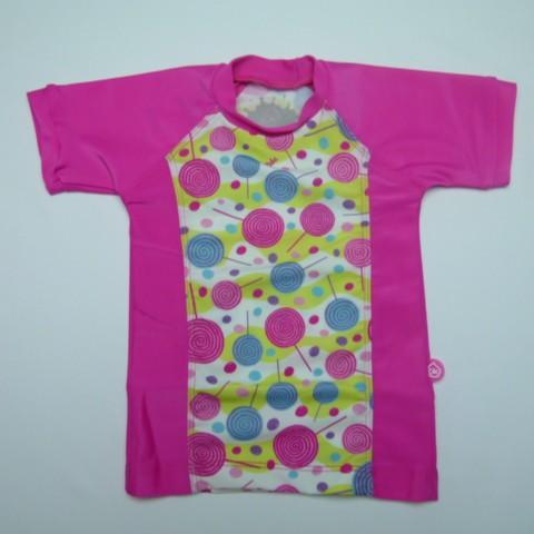 Biquini Pirulito Cara de Criança - 028787 / 028788