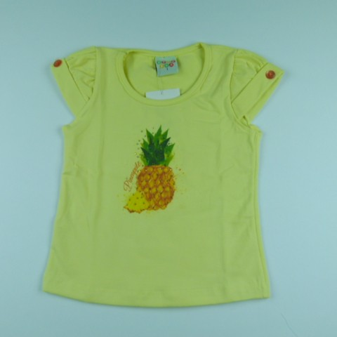 Blusa Cotton Fruta Have Fun - 028426 / 028427 / 028428