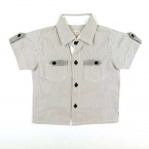 Camisa Sylvaz Listrada - 028041
