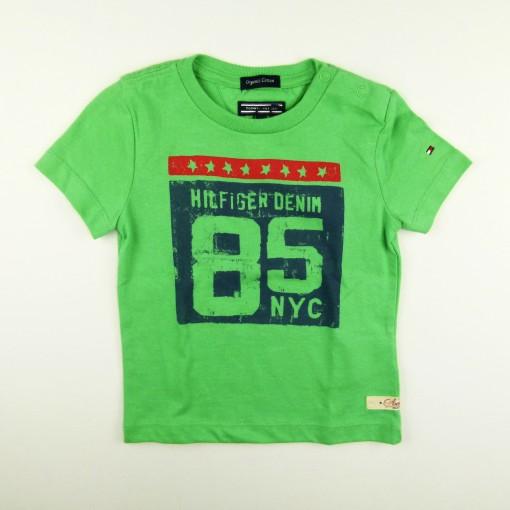 Camiseta Eightyfive cn Tee True Navy Tommy Hilfige - 023641