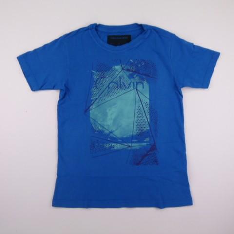 Camiseta Estampa Relevo Calvin Klein - 028897