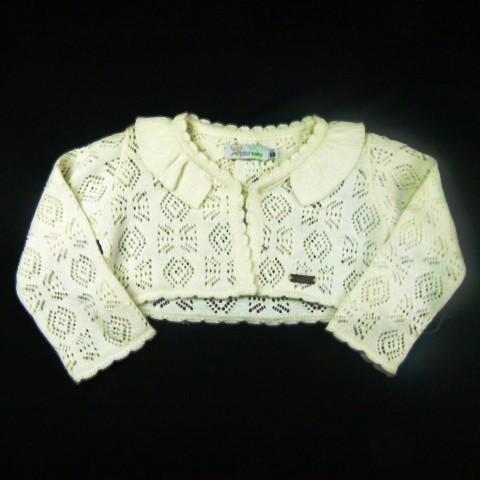 Casaco Retilíneo Anjos Baby - 015699