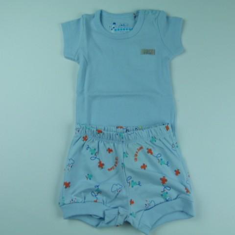 Conjunto body e shorts Have Fun - 028346