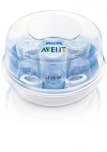 Esterilizador para microondas - Avent
